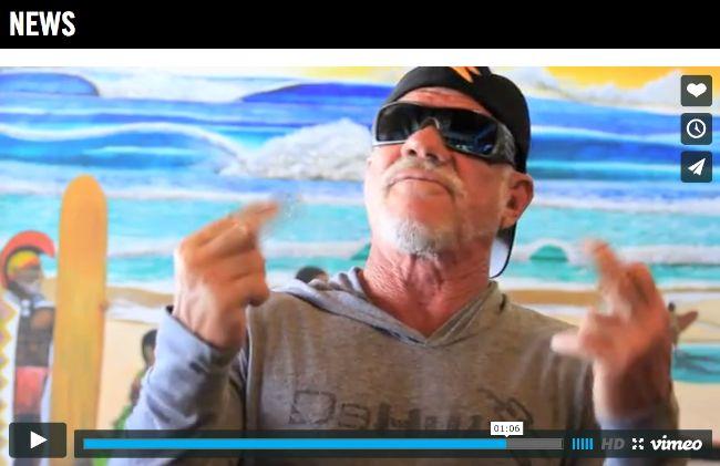 Buzz Surf : Le gros 'coup de gueule' d'Eddie Rothman, leader des 'Da Hui', contre l'ASP !