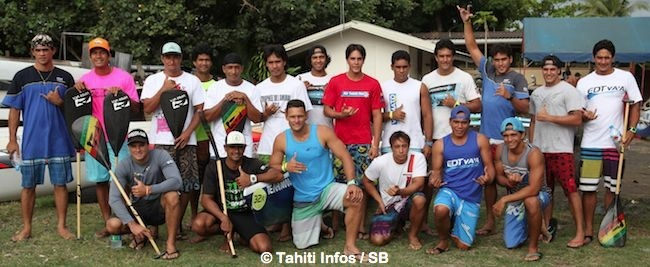 Va'a - Rete Ebb : Le portrait du 'Super Aito 2014', barreur d'Edt Va'a, la pirogue victorieuse de la dernière Moloka'i Hoe !