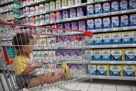 La Chine, qui veut toujours plus de lait, se tourne vers l'Australie