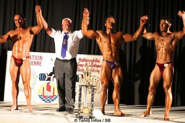 Bodybuilding – championnat du pacifique sud : Stéphane Matke va défendre son titre samedi en Papouasie : Portrait.