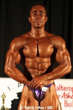 Bodybuilding – South Pacific Bodybuilding Championship : Stéphane Matke garde son titre !