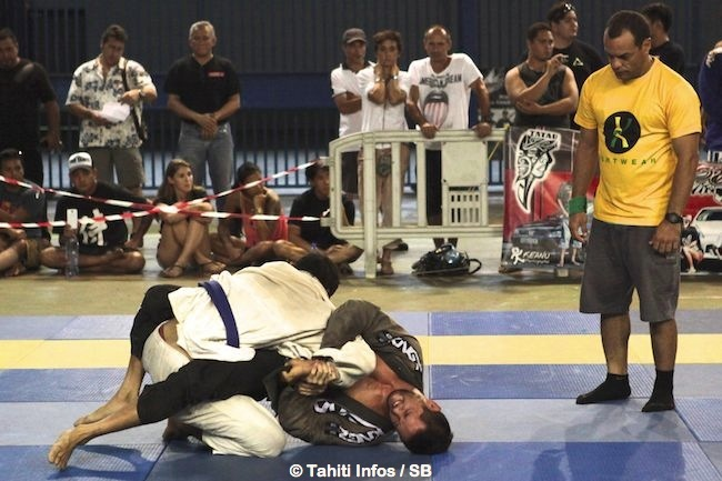 Jiu Jitsu– Tahitian BJJ round 1 : le début de la fin de l'hégémonie de la 'Tahitian Top Team' ?