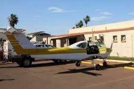 Australie: il va au bistrot dans un avion sans ailes