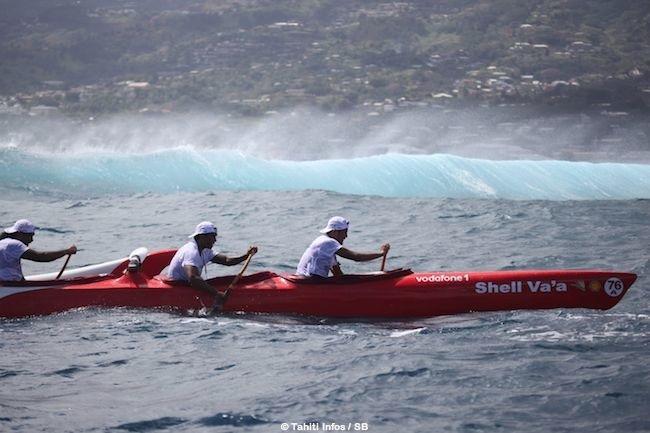 Hawaiki Nui Va'a : Richel Moux, président de Shell Va'a, se confie avant la course !