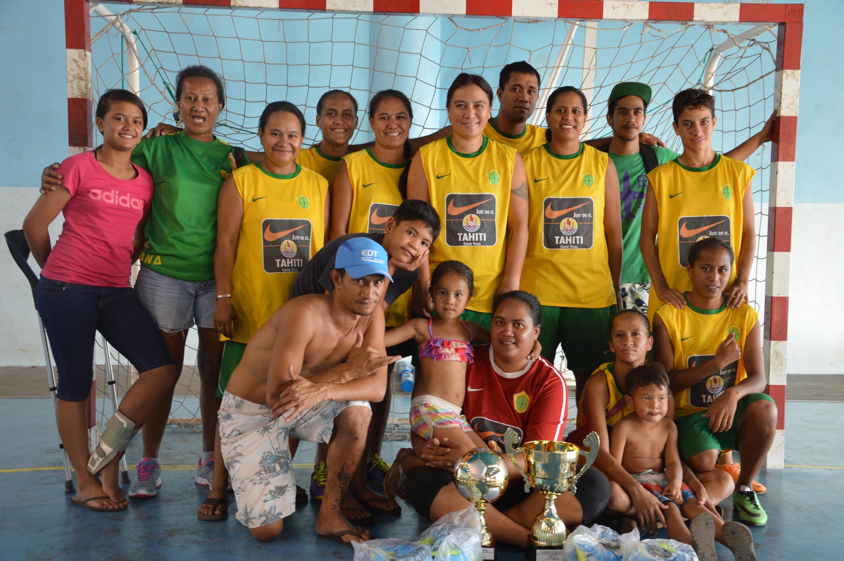 Futsal : Coupe du Maire