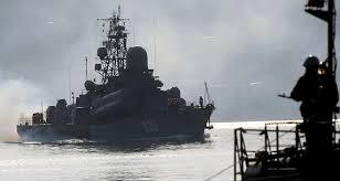 L'Australie surveille quatre navires russes au large de ses côtes