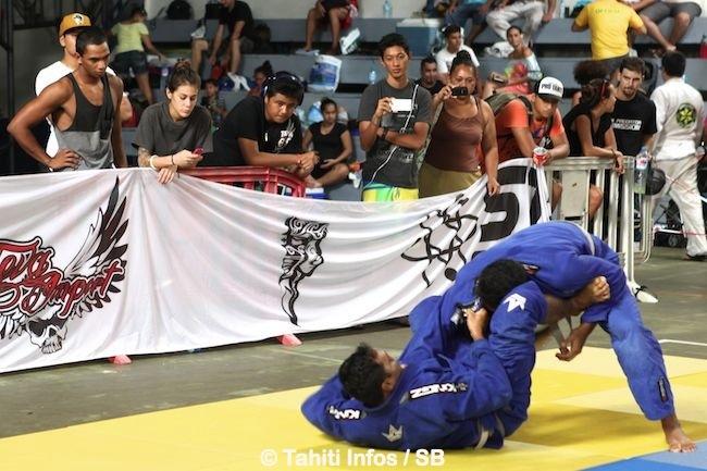 Le jiu jitsu brésilien est de plus en plus populaire