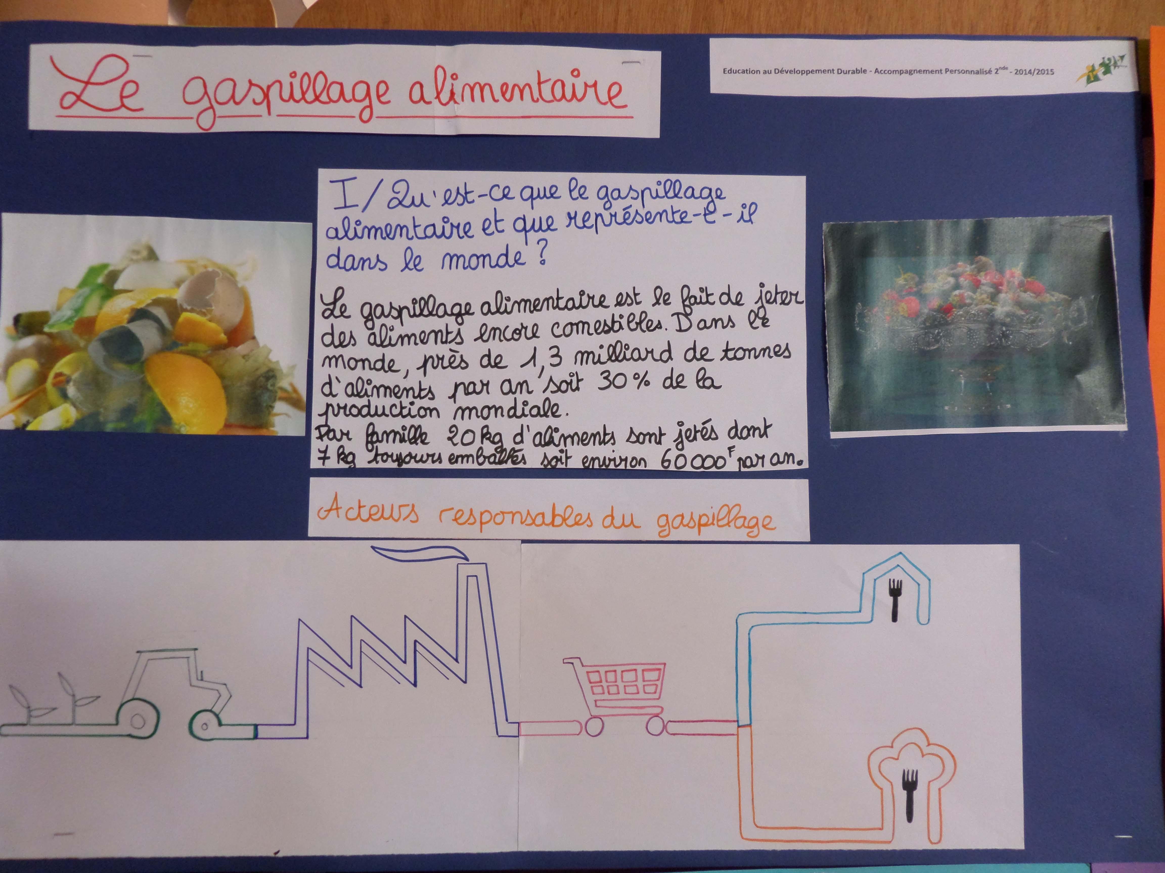 Le Lycée Raapoto parle développement durable et réduction des déchets avec ses élèves