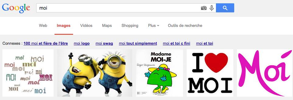 Trois-quarts des Français ont déjà tapé leur nom dans un moteur de recherche