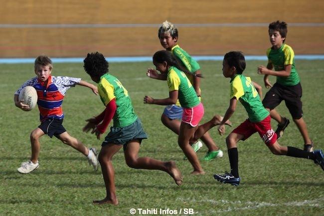 Le rugby, un sport d'action !
