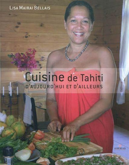 D dicace la cuisine de lisa bellais l 39 honneur for Art et cuisine tahiti
