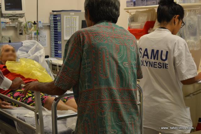 35 personnes ont été hospitalisées au cours de la semaine dernière au CHPF pour des cas de chikungunya.