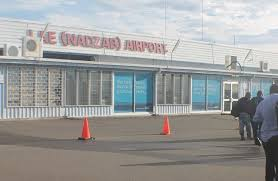 Prise d'otages et pillage d'un aéroport papou