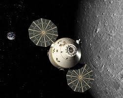 Premier vol d'Orion jeudi pour préparer les missions habitées dans l'espace lointain