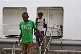 Deux Papous retrouvés en Micronésie après cinq mois de dérive