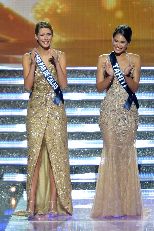 Les jeux sont faits : Miss Tahiti 2014 est première dauphine.