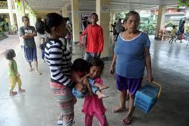 Philippines: Manille attend la tempête Hagupit, qui s'affaiblit