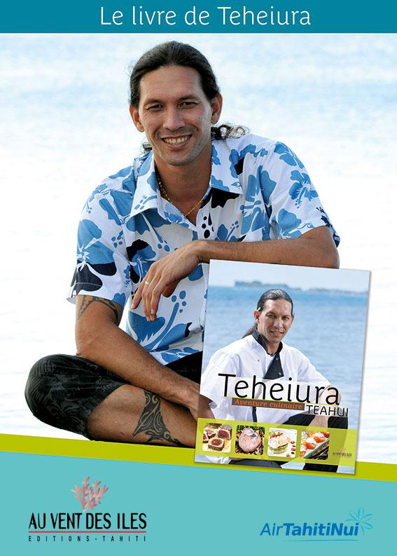 Pour Teheiura l'aventure est aussi culinaire