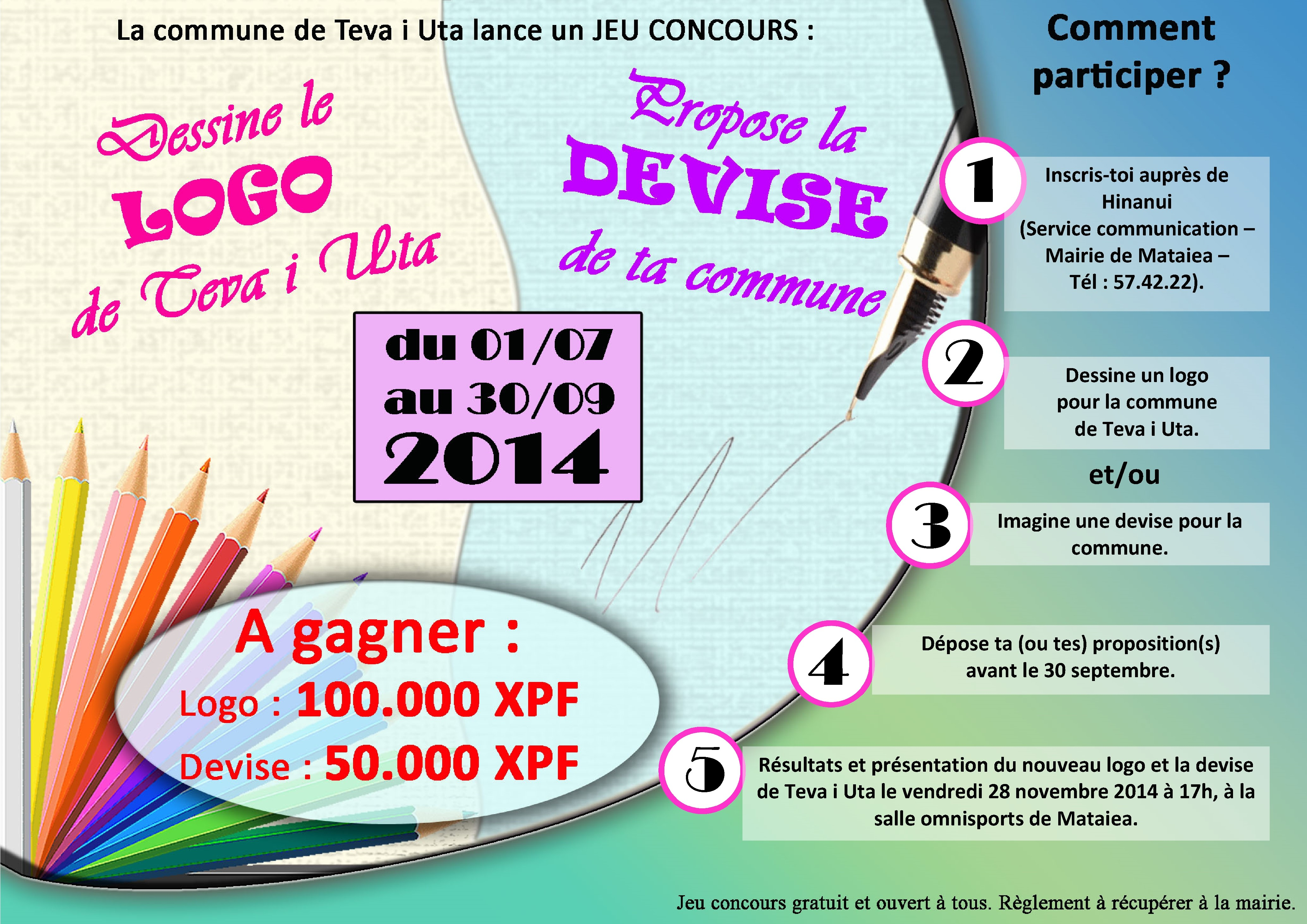 creation logo concours