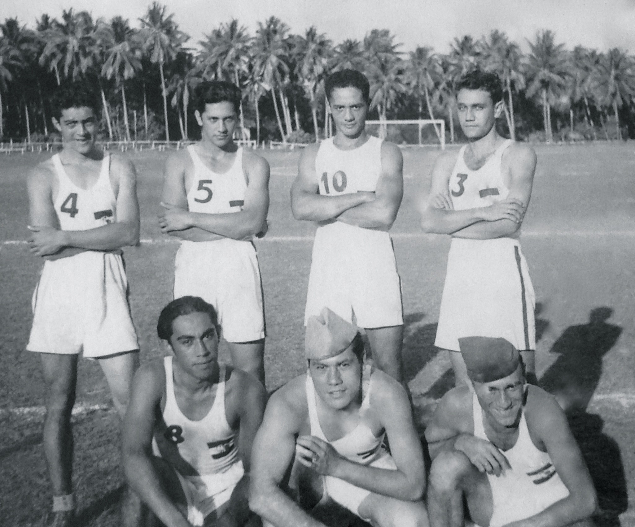 AS Fei Pi, 1934