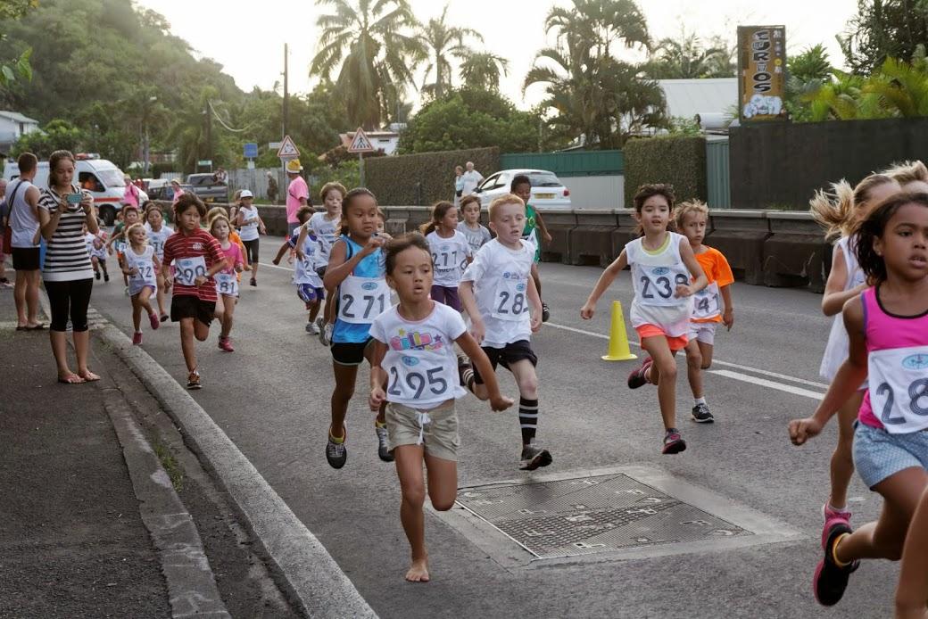 Course à pied - Bylie Kids & Vaimato Run : Loic Mevel s'impose devant Winsy Tama.
