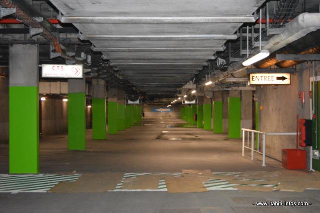 chpf le parking souterrain rouvre 7 mois apr s l 39 incendie. Black Bedroom Furniture Sets. Home Design Ideas