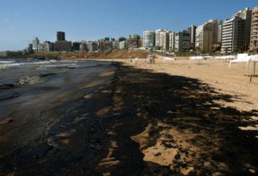 Marée noire de 2006: Israël devra verser 856 millions de dollars au Liban (ONU)