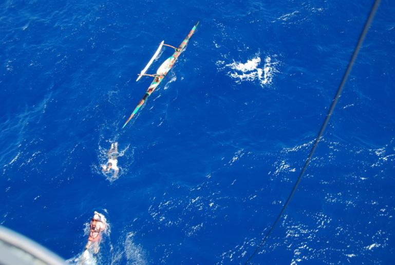 Le MRCC rappelle les consignes lors des secours en mer