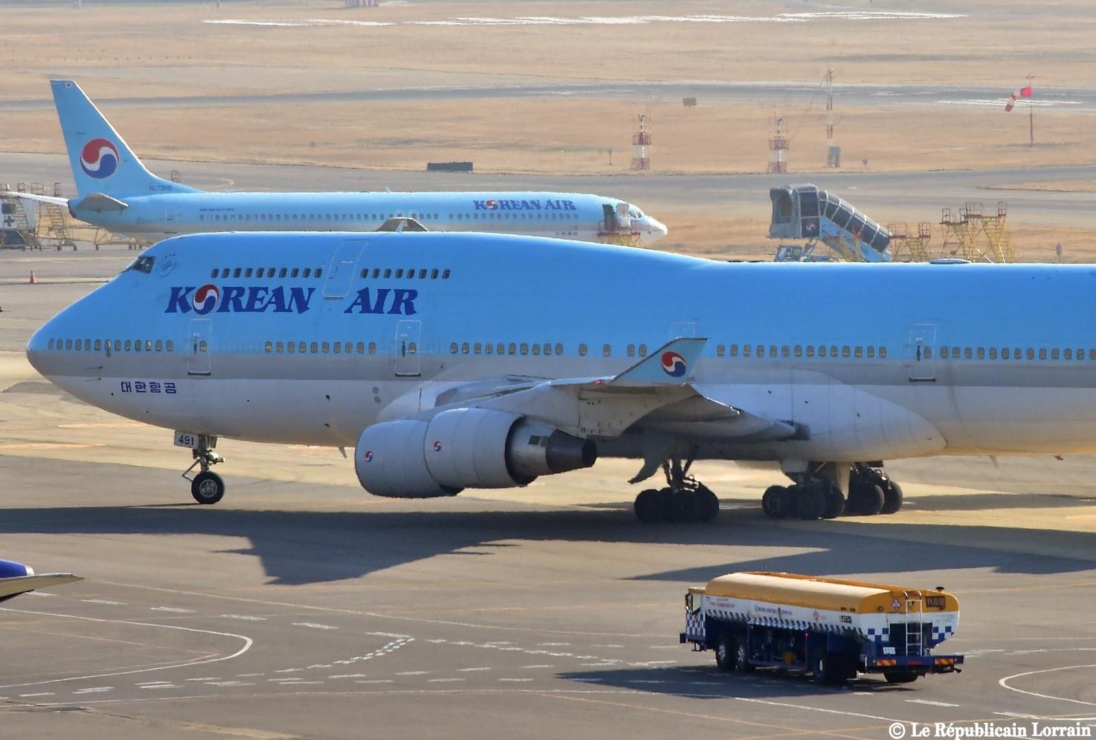 Scandale des noix d'apéritif: le parquet demande l'arrestation de l'héritière de Korean Air
