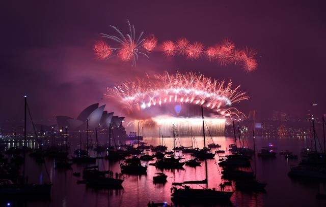 Sydney inaugure la transition planétaire à 2015
