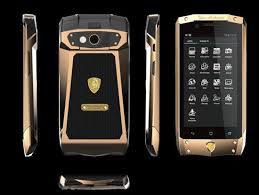 Un smartphone Lamborghini pour 6.000 dollars