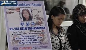 AirAsia: une famille en deuil hantée par le dernier voeu d'anniversaire d'une victime