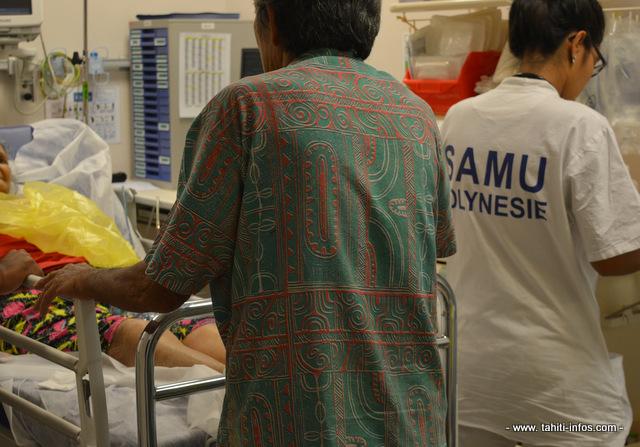 En trois mois, 500 personnes ont été hospitalisées plus de 24 heures pour des cas de chikungunya en Polynésie française. Le flux de passage de patients aux urgences du CHPF s'est néanmoins nettement apaisé au cours de deux dernières semaines.