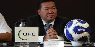 Confédération océanienne de football : le Président reconduit pour un second mandat
