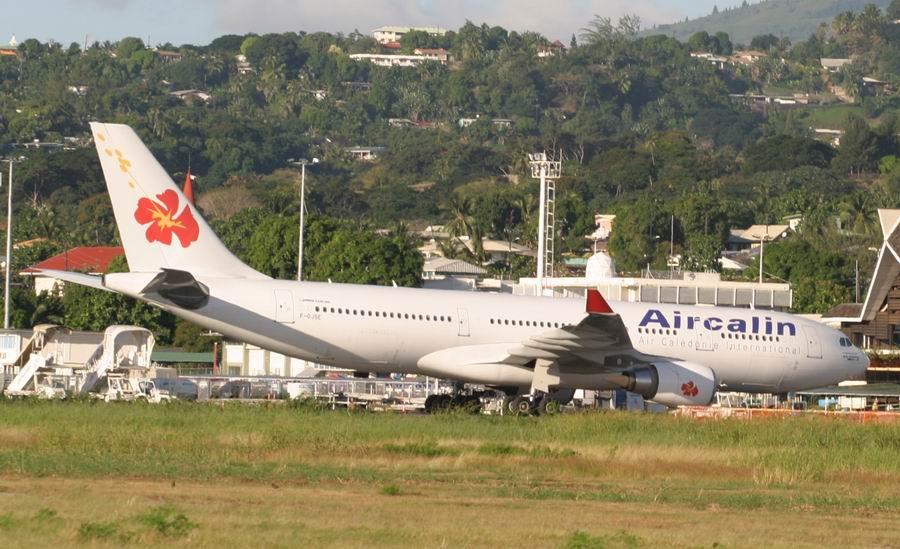 Air Tahiti Nui se rapproche d'AirCalin