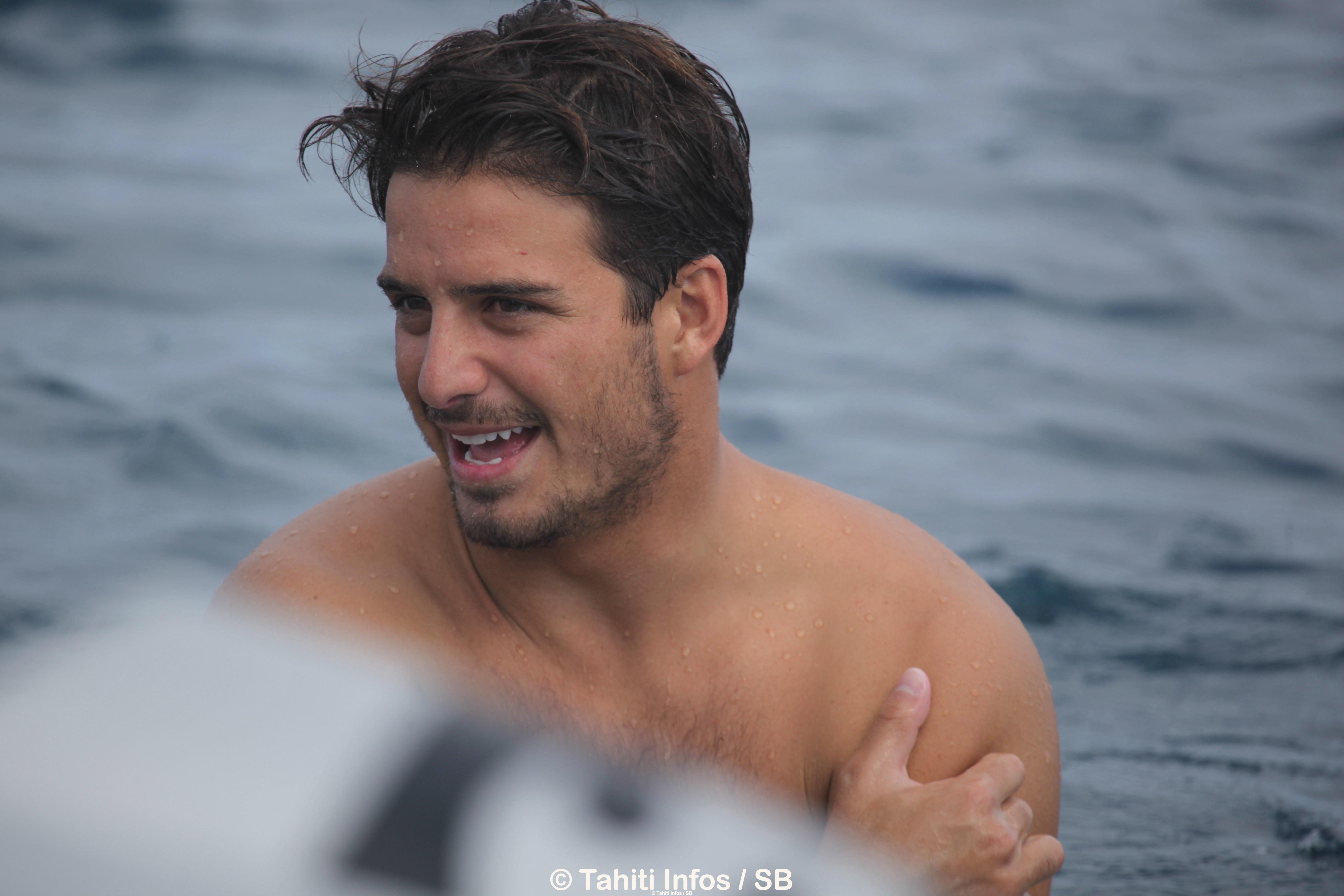 Ricardo lors des Trials 2014
