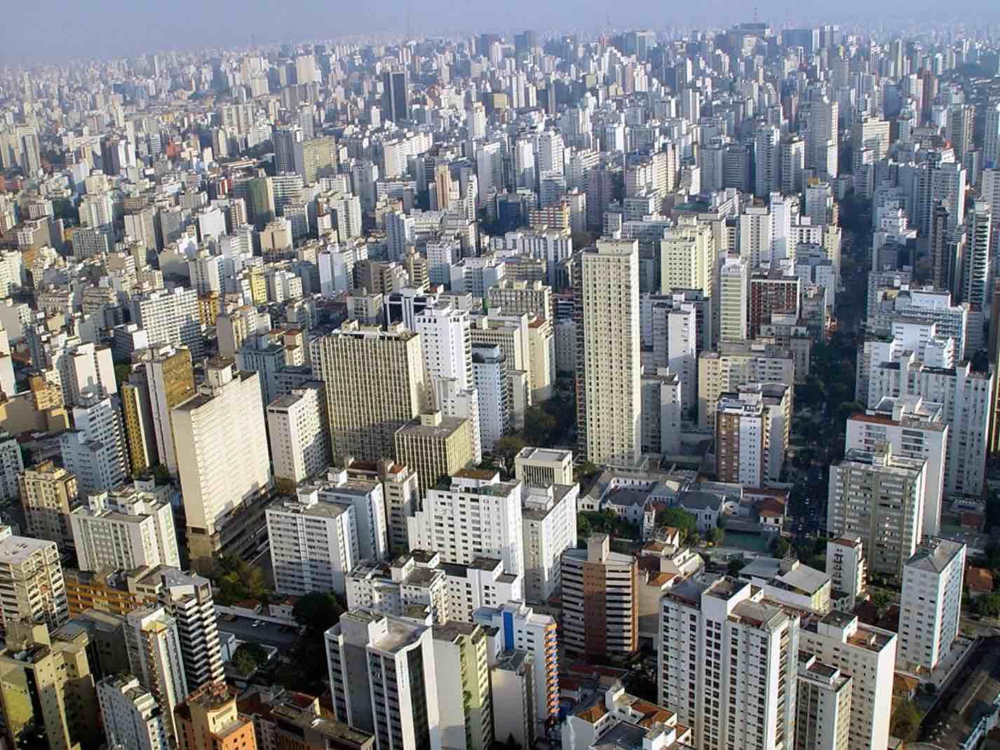 Le manque d'eau touche le cœur de Sao Paulo, poumon économique du Brésil