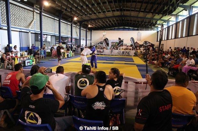 Jiu jitsu : 2ème journée du championnat : Toanui Langomazino imbattable en – de 88 kg.