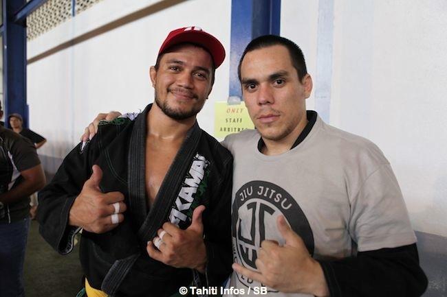 Toanui et Hoanui Vanaa, un autre immense champion