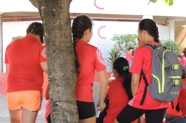 Cinquante-neuf élèves ont participé activement au dispositif ReoC3. Cinq heures hebdomadaires d'enseignement en tahitien leur étaient réservées. Les chercheurs souhaitent étendre l'étude aux collégiens.