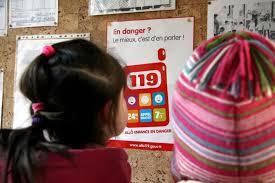 Enfance en danger: en 25 ans, le 119 a triplé son nombre d'appels