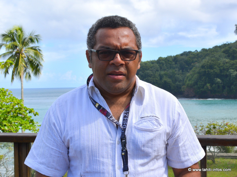 Emmanuel Djibaou, membre du jury du Fifo