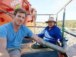 Australie: Pocock acquitté après une manifestation dans une mine de charbon
