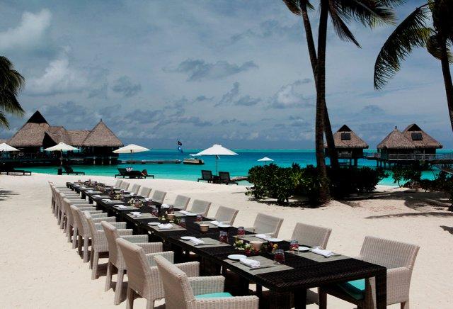 L'hôtel Hilton Bora Bora Nui Resort et Spa prévoit des travaux d'un montant de 1,6 milliard de Fcfp d'ici janvier prochain. Crédit photo : Hilton Bora Bora Nui Resort et Spa