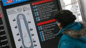 Pénis ou plan de métro? Toronto retire l'affiche