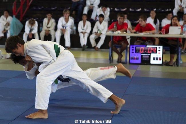 Judo – Jeux du Pacifique : les licenciés polynésiens privés de jeux en Papouasie.