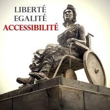 Loi handicap: les associations protestent contre les nouveaux délais pour l'accessibilité