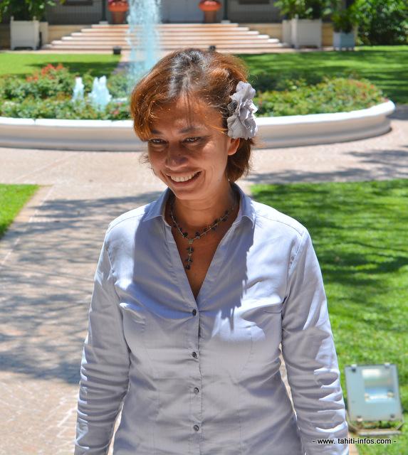 Nicole Sanquer tacle l'attitude des syndicats enseignants