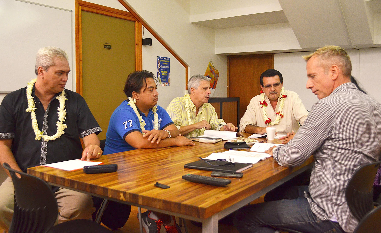 Le ministre de la Jeunesse et des Sports fait le point avec l'UPJ