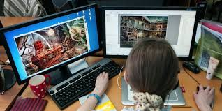 Les accros aux jeux vidéos en ligne squattent de plus en plus internet